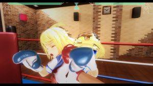 プリンちゃんとボクシング2