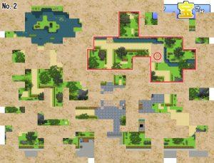 宝探し 謎解き宝の地図