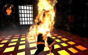 ステージ2焼死