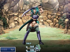 モブ女戦士
