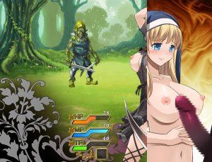 戦闘中 魔神と協力エロ