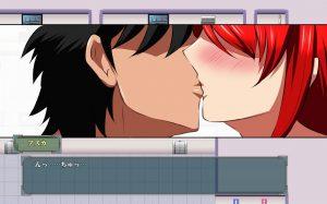 彼氏とのキス