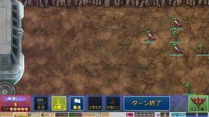 SRPG基本画面