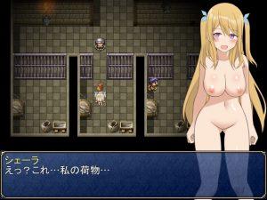 全裸で地下牢からスタート