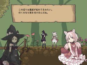 魔法少女っぽい子と出会う