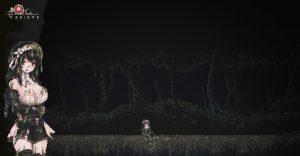 沼地で擬態スライム