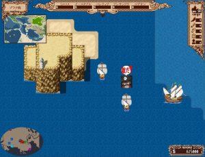 MAP、海賊船