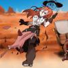 荒野の雷鳴少女 (製品版)
